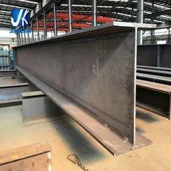 Steel Industrial Beam Fabrication