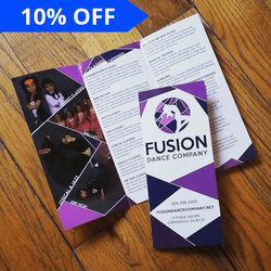 Laminated Paper Brochures