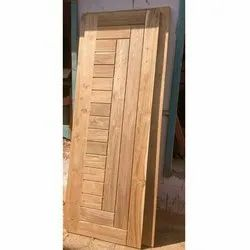Modern Interior Solid Wooden Door
