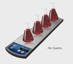 Istir Quattro - Motorless Ultra Slim Magnetic Stirrer