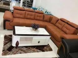 Recron corner sofa