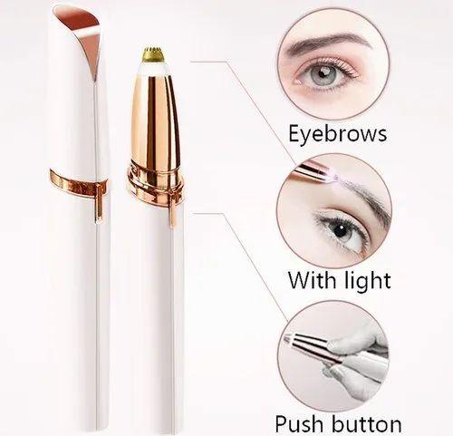 Eyebrow Hair Remover, हेयर रिमूवल सिस्टम, बालों को हटाने की प्रणाली - Hetvi  Trend, Surat | ID: 22502034573