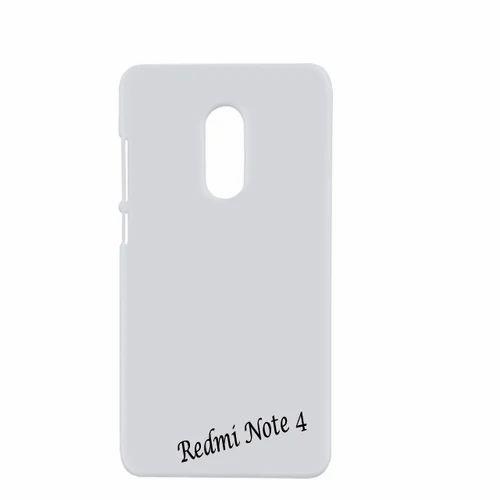 premium selection 0588d 3506e 3d Sublimation Back Cover For Redmi Note 4