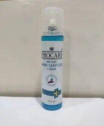 Procare Hand Sanitizer Liquid 250ml