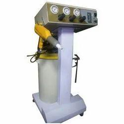 Single Phase Powder Coating Machine