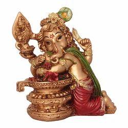 God Ganesha Resin Statue