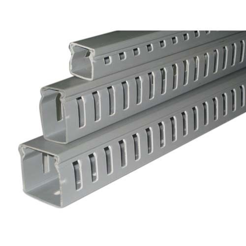 Pvc Cable Tray Size 25x25 Mm Rs 35 Meter Shree