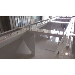 Epoxy Steel Frame Coating Service
