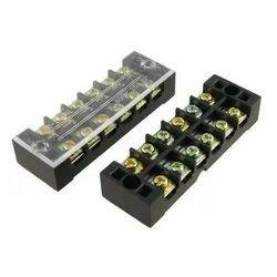 Black Plastic Connectors