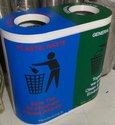 Colour Coded FRP Dustbins