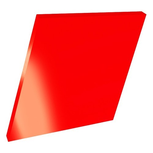 Acrylic Sheet Red Acrylic Sheet Wholesale Trader From