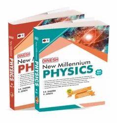 English Dinesh New Millennium Physics Class 12 (2020-2021), Senior Secondary Stage