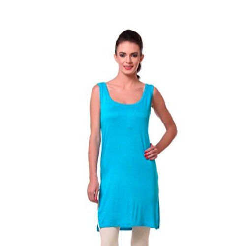 Plain Ladies Cotton Nighty