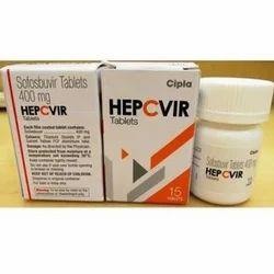 Hepcvir 400 Tablets