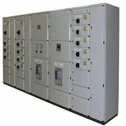 3 - Phase Voltage Control Panel