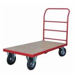 Mild-Steel Platform trolley