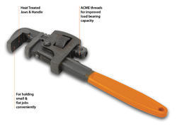 Adjustable Pipe Wrenches - Stillson Pattern