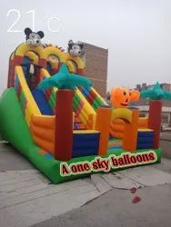 Big Bouncy Jumping Bouncy Mickey Mouse Bouncy Castle