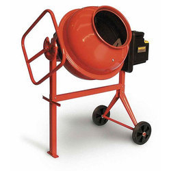 Concrete Mixer Machine Mini