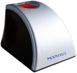 Mantra Fingerprint Device, MFS100