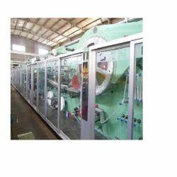 Sanitary Napkin Making Machine Automatic Sanitary Napkin