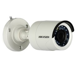 Day & Night 1.3 Mp Hikvision HD Bullet Camera, for Outdoor Use