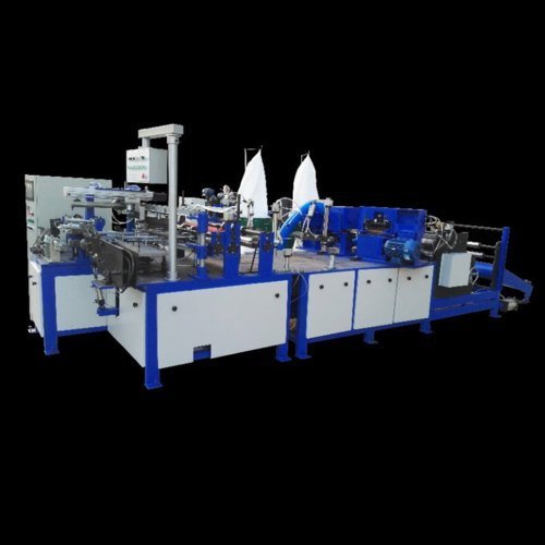 Horizontal Paper Cone Making Machine
