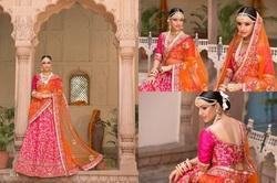 Stylish Lehenga Saree