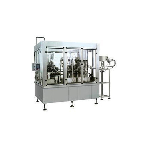 40 JPH Juice Filling Machine