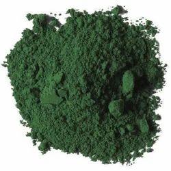 2 Tone Green Inorganic Pigment