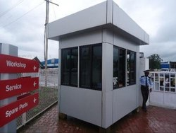 ACP Security Cabins