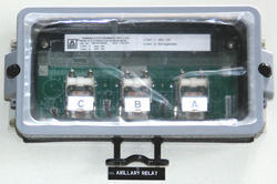 Ashida AVA33 Voltage Operated Auxiliary Relay (3 Elements) With HR Contacts