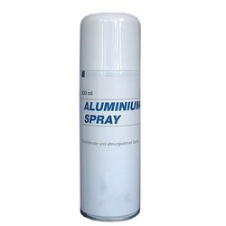 silver Surface Protection Aluminum Spray, for Metal, Packaging Type: Can