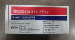 6 -Mp-Mercaptopurine Tablets 50mg