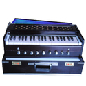2 Line Bass Male Portable Harmonium With Coupler