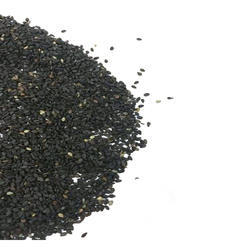 Black Double Skin Black Sesame Seed
