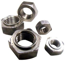 MS Hexagonal Weld Nut