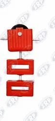 Heavy Duty Wire Rope Cable Trolley