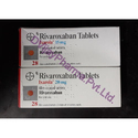Ixarola 15 and 20 Mg Tablet