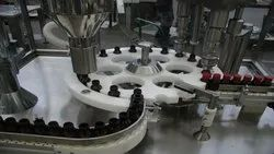 Liquid Syrup Manufacturing Machinery