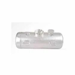 Silver Aluminium Butter Pot
