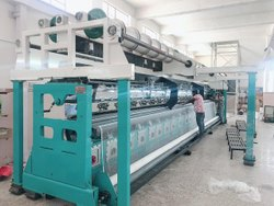 fishing net making machine
