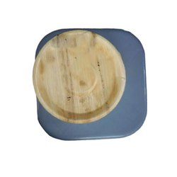 10 Inch Areca Leaf Round Plate