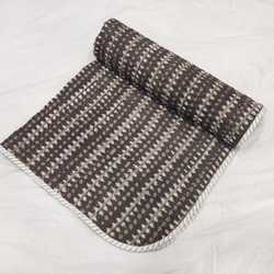 Handmade 100% Cotton Quilt Block Print Baby Quilt