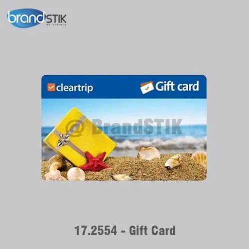 Holiday Clear Trip Gift Voucher