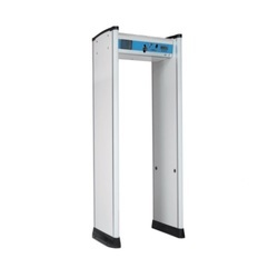 Multizone Door Frame Metal Detector