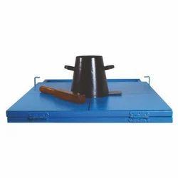 Concrete Flow Table Test Set