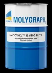 Smoothkut SS 5200 Super Semi-Synthetic Cutting Oil High Performing Multimetal Water Miscible Coolant