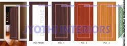 PVC Home Doors