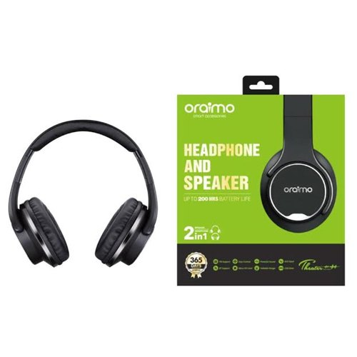 0093f06da79 Oraimo Theater Headphone and Speaker at Rs 2409 /piece | Wireless ...
